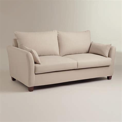 Stone Luxe Sofa Slipcover World Market