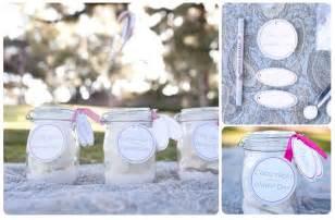 wedding favor jars 25 originelle hochzeitsdeko ideen zum selbermachen