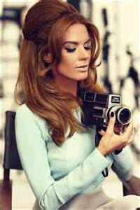 1960s Hairstyles Long Hair and Makeup