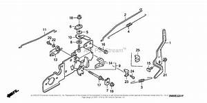 Honda Engines Gcv160a N5a Engine  Usa  Vin  Gjaea