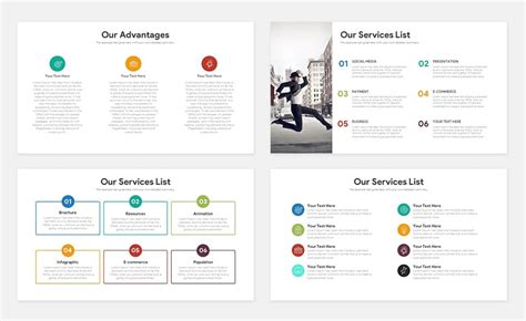 startup pitch deck template  powerpoint