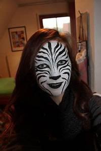 Zebra Kostüm Selber Machen Zebra Kost M Selber Machen