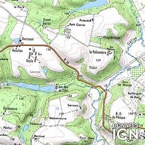 Carte Du Gers Détaillée : carte ign au 1 25 000 pour gps gers ~ Maxctalentgroup.com Avis de Voitures