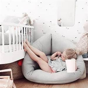 Fauteuil Enfant Convertible : little nest fauteuil futon convertible pour enfants nordic design ~ Teatrodelosmanantiales.com Idées de Décoration