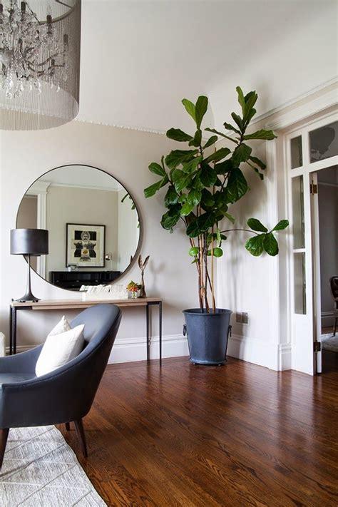 Large Round Mirror Over Sofa Okaycreations