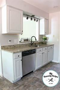 how to paint kitchen cabinets like a professional my With what kind of paint to use on kitchen cabinets for prayer candle holder