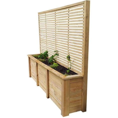 childrens wall planter trellis combo 2490x1950x500 breswa outdoor