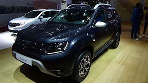 Dacia Duster Prestige 2018 : 2019 dacia duster prestige tce 150 4x2 fap paris auto show 2018 youtube ~ Medecine-chirurgie-esthetiques.com Avis de Voitures