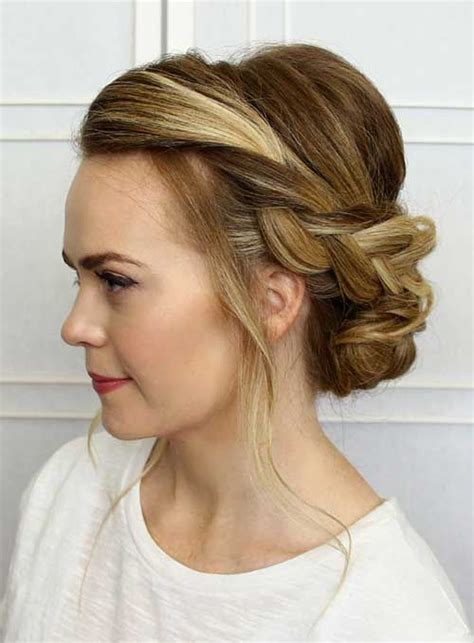 updo for braids long hairstyles haircuts 2014 2015