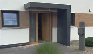 Verkleidung Für Fliesenspiegel : siebau eingangs berdachung an bungalow bungalow ~ Michelbontemps.com Haus und Dekorationen