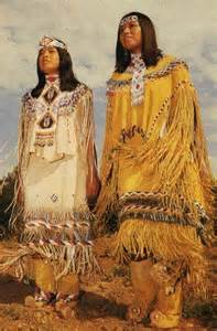 Apache Indian Traditional Clothing