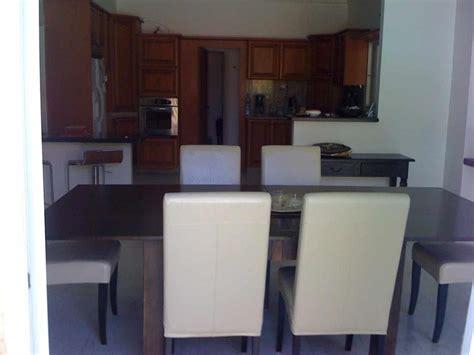 plan cuisine americaine salle à manger cuisine américaine photo de la villa