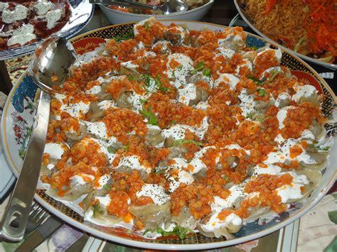 afghan cuisine mantou afghan dumplings my kabul kitchen