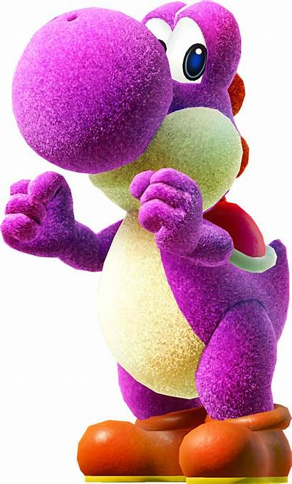 Yoshi Purple Hello Wiki Fandom Vignette