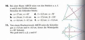 Sinus Cosinus Berechnen : raute rombus und drachen mit trigonometrie berechnen ~ Themetempest.com Abrechnung