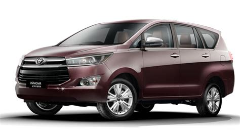 toyota innova fortuner launched  india prices