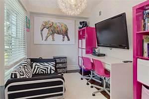 Zimmer Einrichtungsideen Jugendzimmer : coole zimmer ideen f r jugendliche und jugendzimmer m dchen kreativ einrichten mit zebra muster ~ Sanjose-hotels-ca.com Haus und Dekorationen