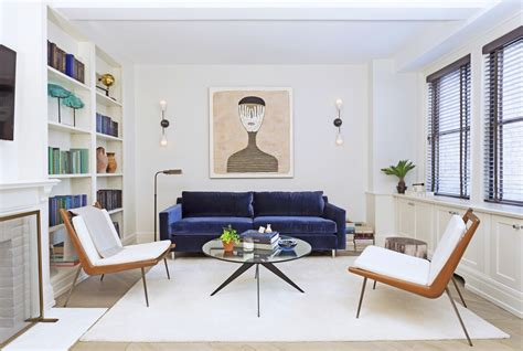 Decorating Ideas For New Apartment by Small Apartment Design Ideas Architectural Digest