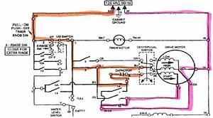 Ge Washing Machine Motor Wiring Diagram