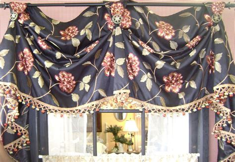 curtains valences panels window treatment