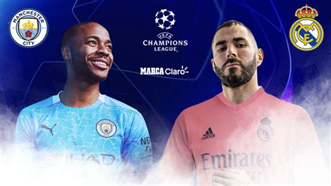 Champions League: Manchester City vs Real Madrid: Resumen ...