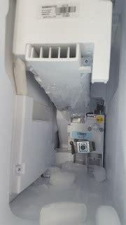 Samsung Ice maker problems