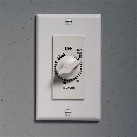 bathroom exhaust fan control switch fan controls timed wall control with continuous 39 39 on