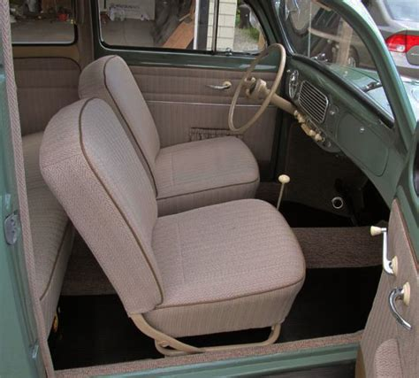 Vw Upholstery Kits by Classic Vw Bugs Now Selling 3 Signature Vallone Vintage