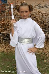 Make Princess Leia Costume