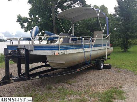 armslist  saletrade  foot pontoon boat