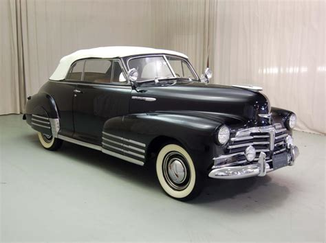 1948 Chevrolet Fleetmaster Values  Hagerty Valuation Tool®