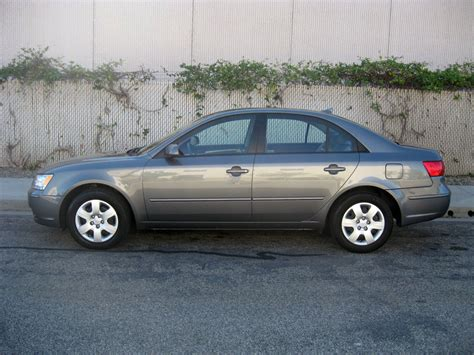 2009 Hyundai Sonata 24 Related Infomationspecifications