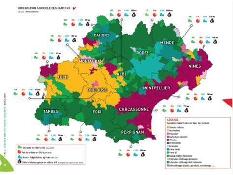 chambre agriculture loire l 39 occitanie deuxième région agricole française selon le