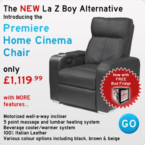 la z boy cool chair drinkstuff