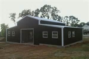 Menards Pole Shed Plans by North Carolina Nc Metal Barns Steel Barns Metal Pole