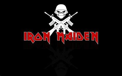 Iron Maiden Eddie Wallpaper Iron Maiden Logo Wallpaper Wallpapersafari