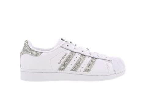 Adidas Superstar Glitzer Schuhe Damen