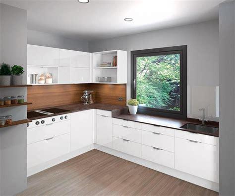 L-form Küchen: 7 Ideen Und Bilder Für Die Küchenplanung