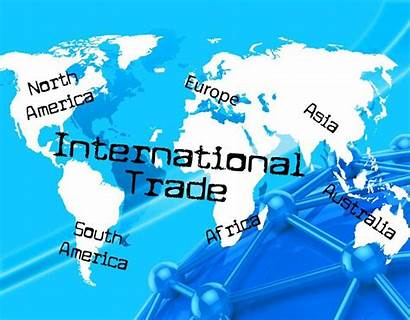 International Business Globe Across Trade Countries Meaning
