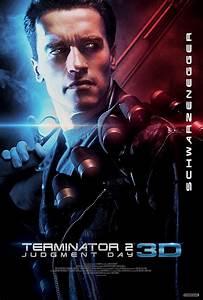 Terminator 2: une version 3D en 2017 | Cult'n'Click