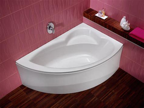 baignoire acrylique d angle aveline 150x100 version gauche