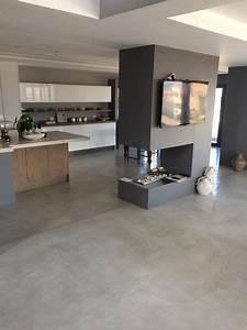 Industrieboden Im Wohnbereich : die besten 25 industrieboden ideen auf pinterest beton ~ Michelbontemps.com Haus und Dekorationen