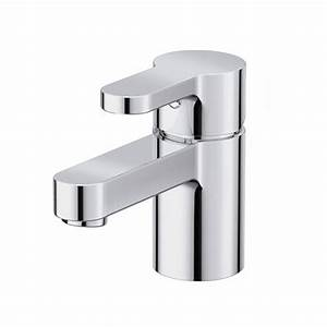 ENSEN Wash-basin mixer tap with strainer Chrome-plated - IKEA