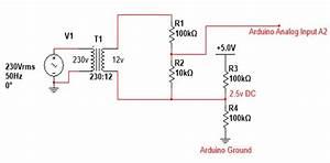 Voltage Sensor Circuit Diagram