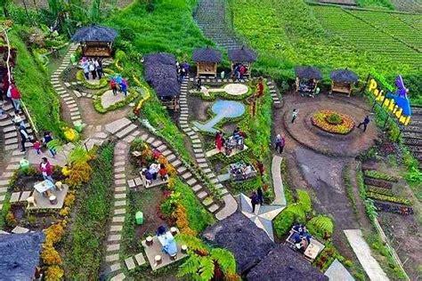 desa wisata pujon kidul batu villa  detik melangkah