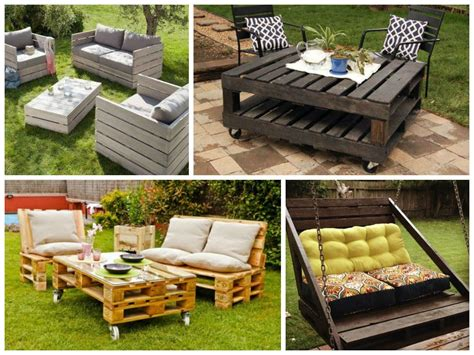 Recycled Pallet Garden Ideas