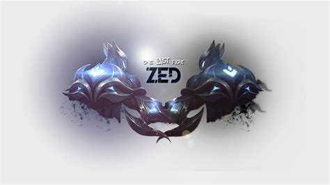 Championship Zed  Lol Wallpapers