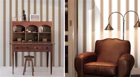 tapisserie pour bureau papiers peints pour un bureau de style anglais au