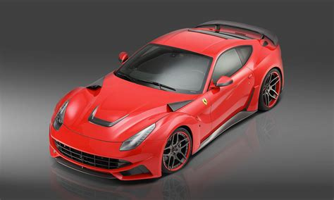 Ferrari F12 Berlinetta Dressed By Novitec Rosso