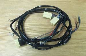 1956 Chevy Under Hood Generator Wire Harness   New